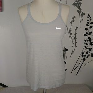 Nike dri fit women's tank top size XS.